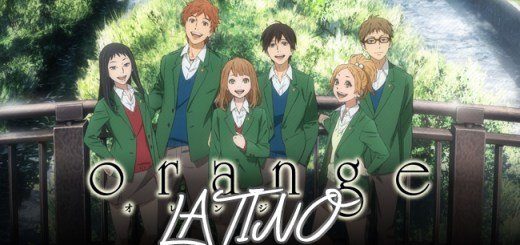 Orange Latino Anime Portada