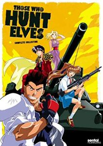 Those Who Hunt Elves Anime Poster