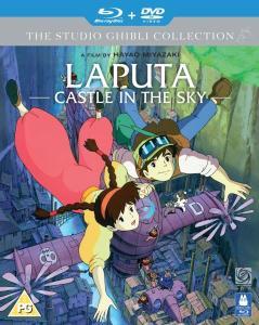 El Castillo en el Cielo Pelicula Latino Poster