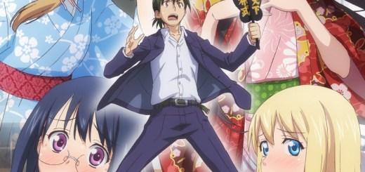 Nobunaga-sensei no Osanazuma Anime Portada