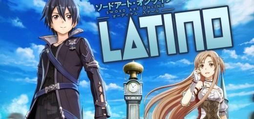 SAO Latino por MEGA, SAO Latino MediaFire, Descargar SAO Latino, SAO Latino Descargar, Sword Art Online Latino MEGA