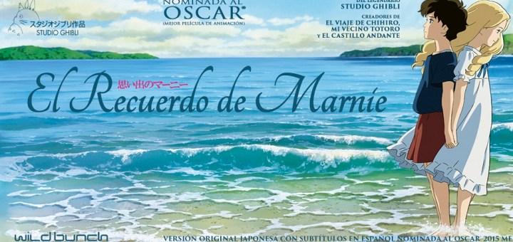 Descargar El Recuerdo de Marnie Latino MEGA MediaFire