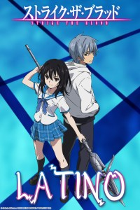 Strike the Blood Latino MEGA, Strike the Blood Latino MediaFire