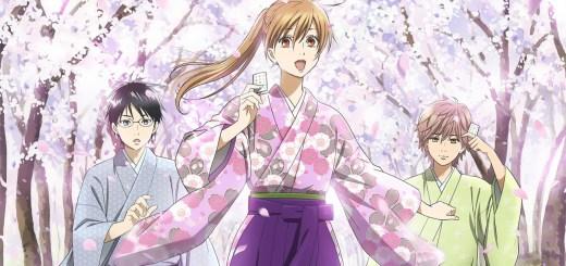 Descargar Chihayafuru 3 MEGA MediaFire Anime