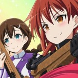 Descargar Rifle Is Beautiful MEGA MediaFire Anime