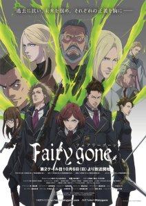 Fairy Gone 2nd Season MEGA MediaFire