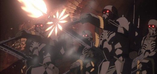 Descargar Jin-Roh The Wolf Brigade MEGA MediaFire