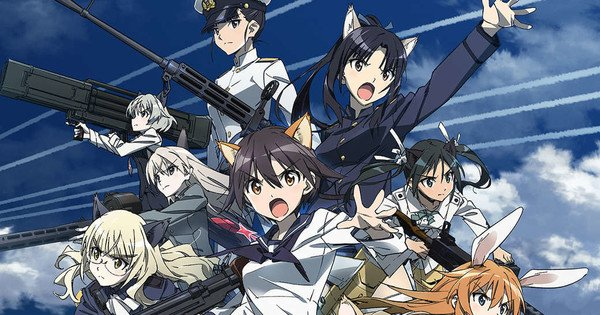 Strike Witches Road to Berlin MEGA MediaFire Descargar