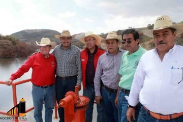 La presa Casas Grandes, prioridad para la administración