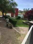 Mantenimiento a áreas verdes en La Estancia