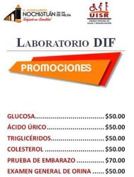 Promoción en el laboratorio de la UISR
