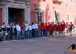 Desfile conmemorativo de la Revolución Mexicana