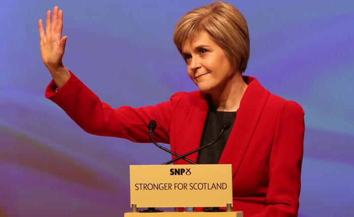 Οι Σκωτσέζοι απειλούν (ξανά) με διαίρεση, θέλουν ρόλο στο Brexit