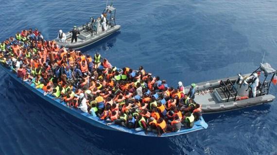 2,000 μετανάστες διασώθηκαν στη Μεσόγειο σε μια μέρα