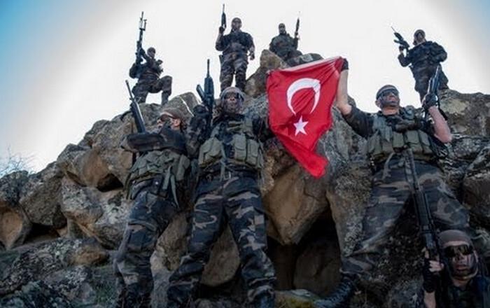 Τουρκικές δυνάμεις εισέβαλαν στη Συρία, υπό ρωσική ομπρέλα