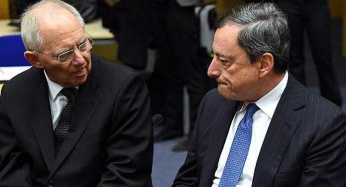Η Γερμανία στήνει  «δικαστικό πραξικόπημα» στην ΕΚΤ