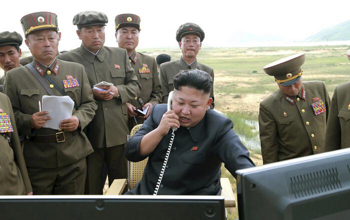 Εκτοξεύσεις πυραύλων: Τα μηνύματα από τη ρητορική του Κιμ