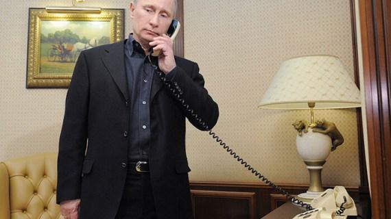 Συνάντηση Πούτιν με Άσαντ, μετά επικοινωνία με Τραμπ