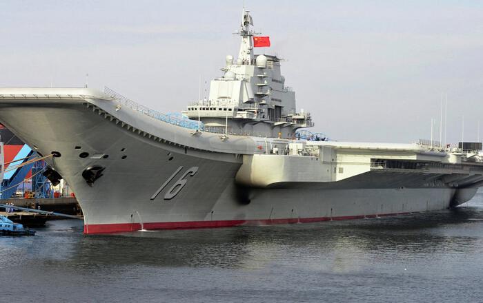 Βγαίνει για ασκήσεις το κινέζικο αεροπλανοφόρο