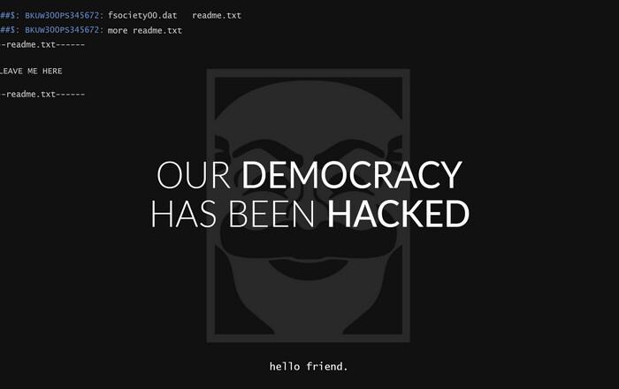 Ρώσοι hackers χτύπησαν τον Μακρόν