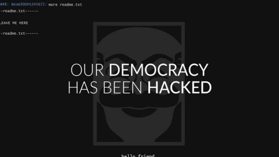 Ρώσικο φάντασμα πάνω από τις εκλογές για τη Γερουσία στις ΗΠΑ