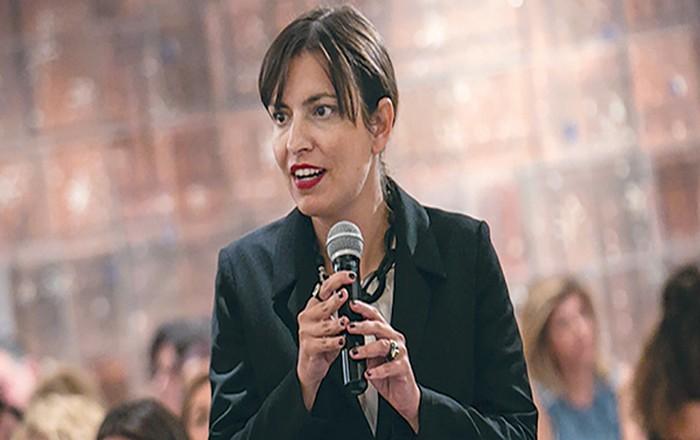Η Ράνια Αικατερινάρη CEO του Υπερταμείου, πρόεδρος ο Στέφανος Διαμαντόπουλος