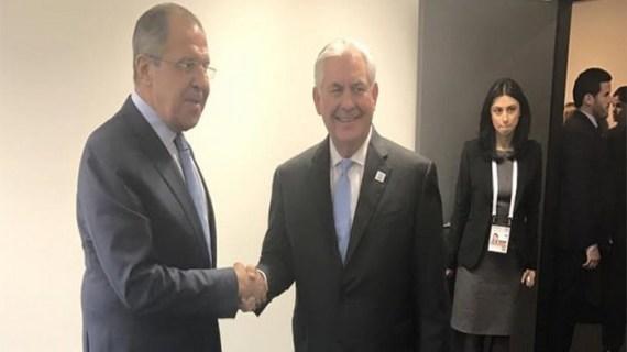 Συνάντηση Τίλερσον-Λαβρόφ στην Ουάσιγκτον με ατζέντα Συρία, Κορέα και… hacking