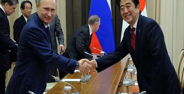 Συνάντηση Πούτιν-Άμπε για Κουρίλες-Β. Κορέα