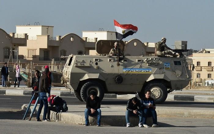 Αίγυπτος: Μπαράζ τρομοκρατικών επιθέσεων, 21 νεκροί