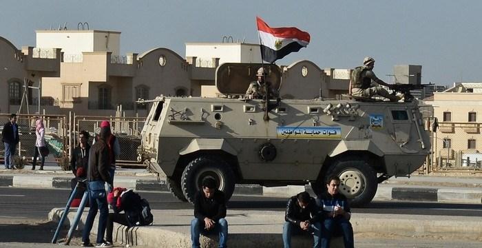 Αίγυπτος: Μετωπική στρατού με τζιχαντιστές, 10 νεκροί 400 συλλήψεις
