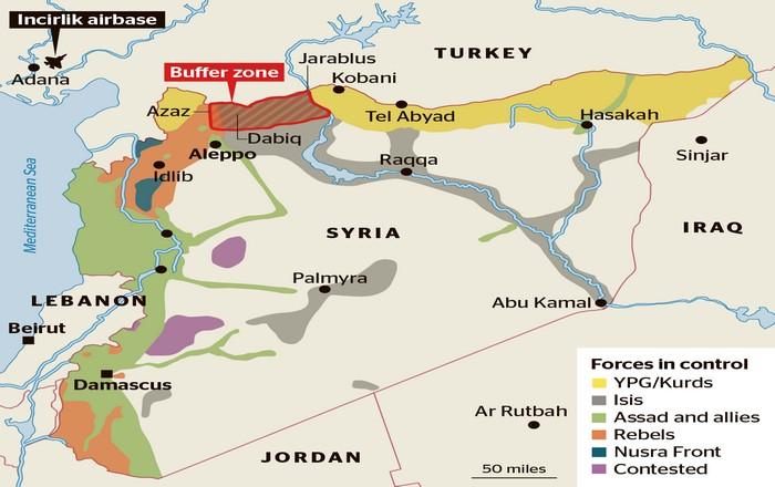 """Ο Τραμπ """"χαρίζει"""" τη Συρία στον Πούτιν"""
