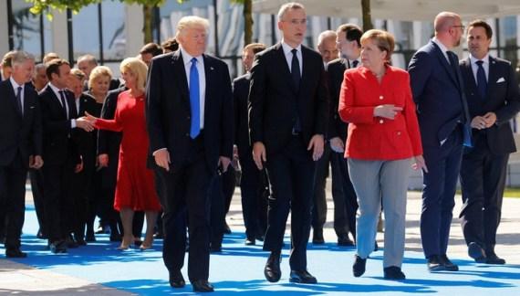 Ο Τραμπ έχασε τον έλεγχο, τα Βαλκάνια κινδυνεύουν