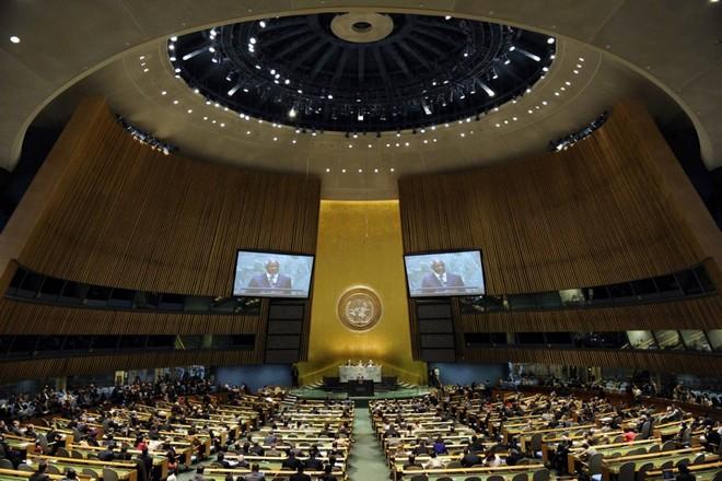 Ο Τράμπ θέλει να μειώσει 23% τη χρηματοδότηση του ΟΗΕ