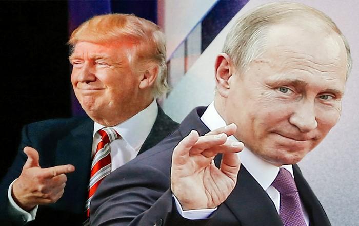Τραμπ-Πούτιν στον πάγο, για να μην καούν