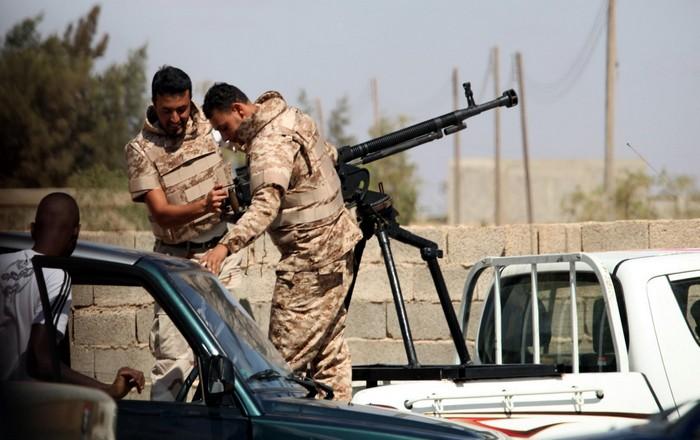 Λιβύη: Το Ισλαμικό Κράτος έχασε τη Βεγγάζη