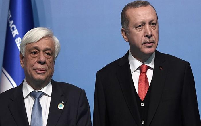 Απελπισμένη η Τουρκία παρενοχλεί τον Παυλόπουλο, που το πάει στο Αιγαίο