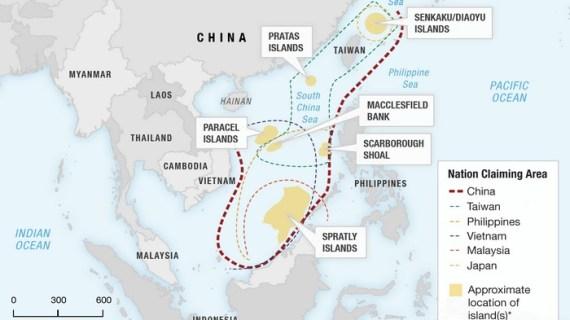 Ανεβαίνει το θερμόμετρο στη Νότια Σινική Θάλασσα: Για γεωτρήσεις ετοιμάζονται οι Φιλιππίνες