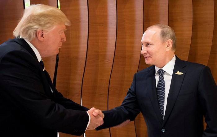 «Πόλεμος» Τραμπ-media για δεύτερη συνάντηση με τον Πούτιν στο G20