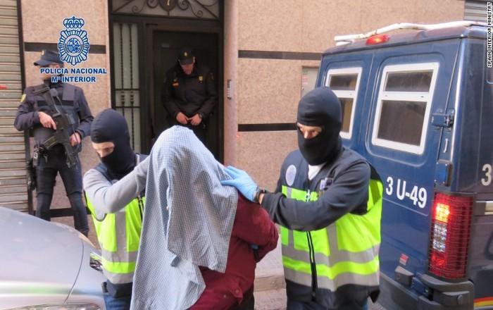 Νέες συλλήψεις τζιχαντιστών που ετοίμαζαν επίθεση στην Ισπανία