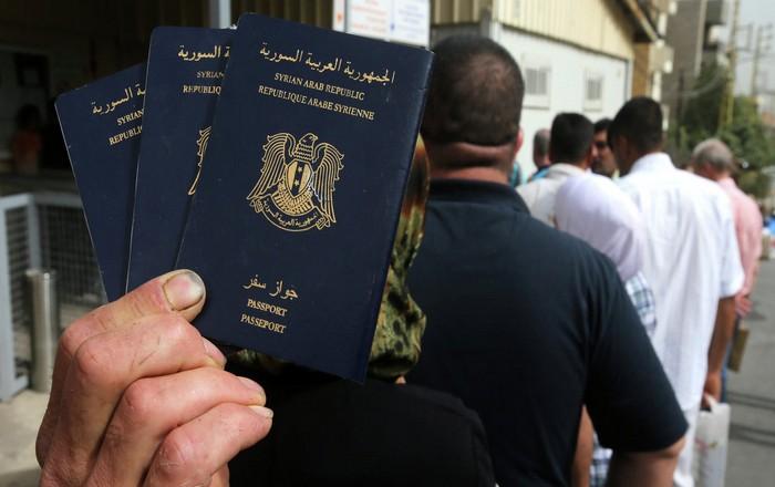 Γερμανία: 11,000 λευκά συριακά διαβατήρια στα χέρια του Ισλαμικού Κράτους