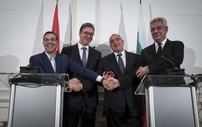 Κοινό βαλκανικό μέτωπο στήνουν Ελλάδα, Βουλγαρία, Ρουμανία και Σερβία