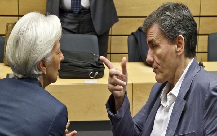 Τσακαλώτος-Λαγκάρντ και Ουάσιγκτον ψάχνουν πολιτική φόρμουλα αξιολόγηση και χρέος