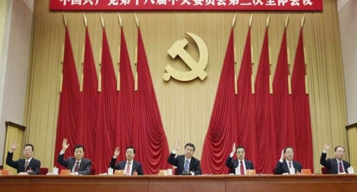 Η Κίνα αλλάζει, το Κομουνιστικό Κόμμα όχι