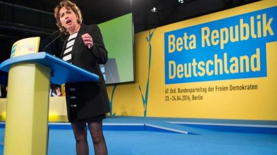 """Γερμανία: Οι Φιλελεύθεροι ζητούν """"νέο πακέτο"""" για να επιστρέψουν στο τραπέζι για """"Τζαμάικα"""""""