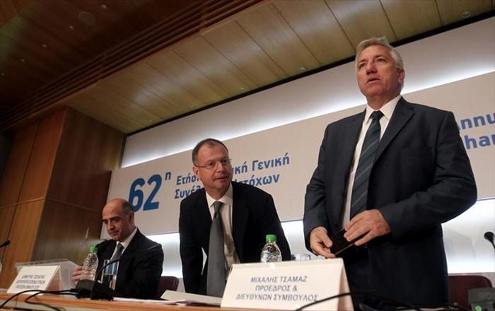 ΟΤΕ: Η Deutche Telekom ανανέωσε τη θητεία του Μιχάλη Τσαμάζ