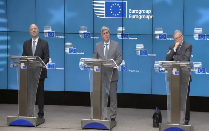 Το Eurogroup δίνει δυο εβδομάδες προθεσμία στο… ΣτΕ για να πληρώσει τη δόση
