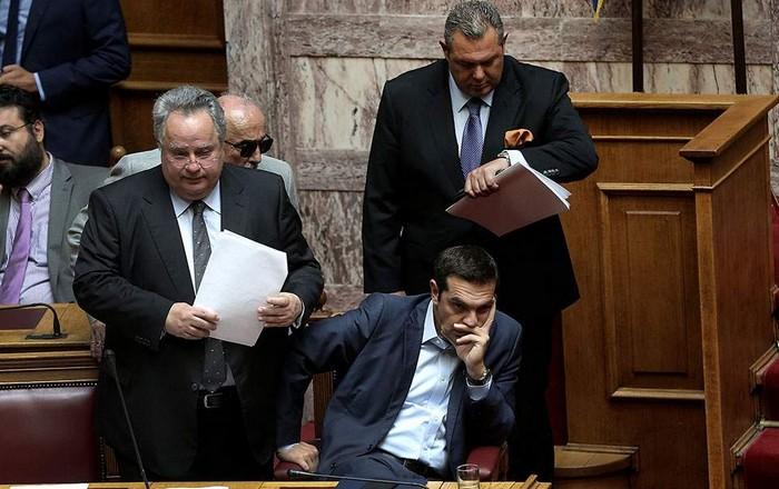 """Σκοπιανό: """"Μακεδονία"""" με γεωγραφικό προσδιορισμό"""