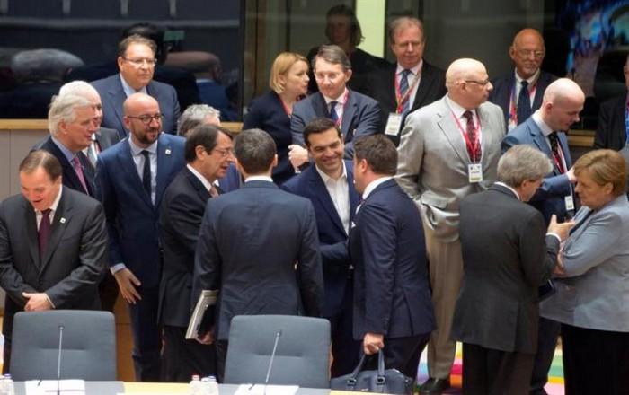 Σύνοδος Κορυφής (live):Το Brexit, ο προϋπολογισμός, η δημοσιονομική πολιτική και οι ταραξίες