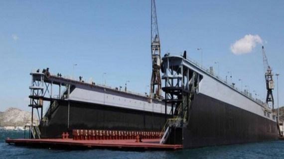 ΟΛΠ: Πάνω από 55 εκατ. στη ναυπηγοεπισκευαστική ζώνη, σε λειτουργία η τρίτη δεξαμενή