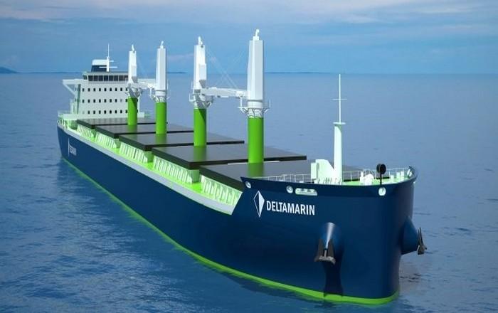 """Παραγγελία για 20 """"πράσινα"""" πλοία ξηρού φορτίου έδωσε εταιρία του Αλ. Παναγόπουλου"""
